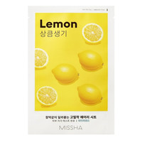 Airy Fit Sheet Mask Lemon