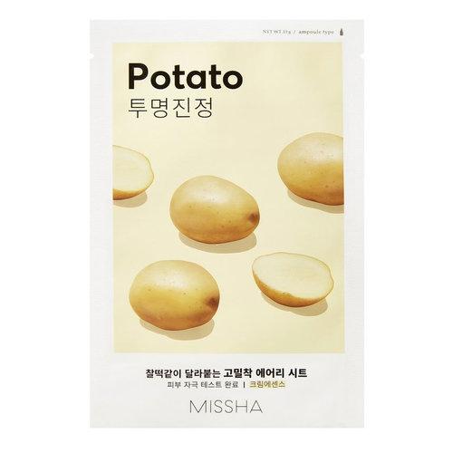 Missha Airy Fit Sheet Mask Potato