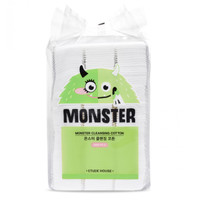 Monster Cleansing Cotton 408pcs
