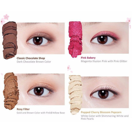 Etude House Play Color Eyes (Cherry Blossom Edition)