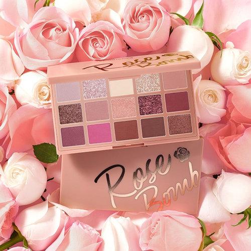Etude House Play Color Eye Palette Rose Bomb