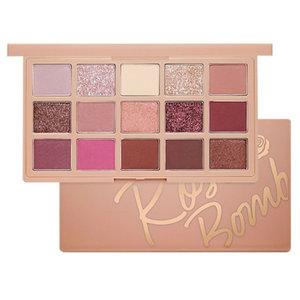 Etude House Play Color Eye Palette Rose Bomb