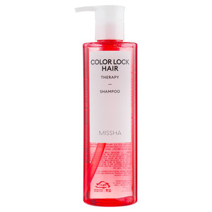 Missha Color Lock Hair Therapy Shampoo