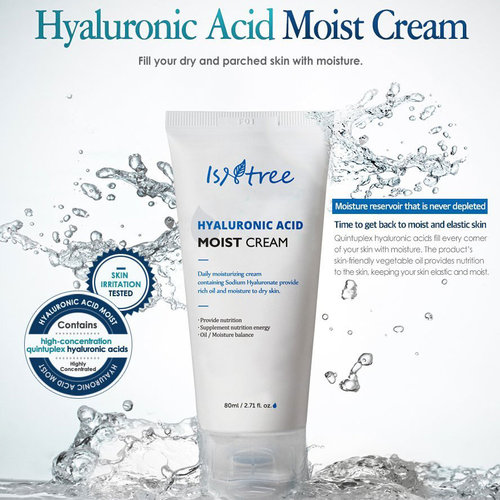 Isntree Hyaluronic Acid Moist Cream