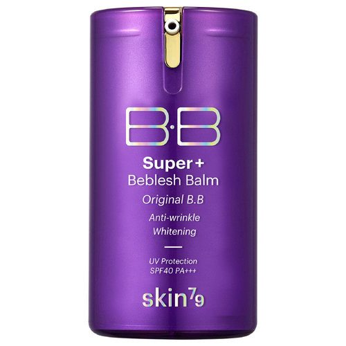 Skin79 Super + Beblesh Balm SPF40 PA+++ Purple