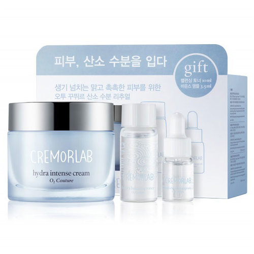 Cremorlab Hydra Intense Cream 3 Step Ritual Edition