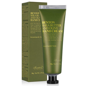 Benton Shea Butter and Olive Hand Cream