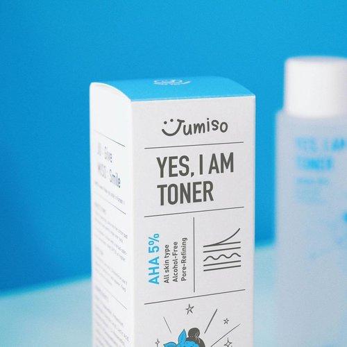 Jumiso Yes I am toner AHA 5%