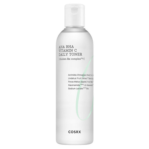 COSRX Refresh AHA BHA Vitamin C Daily Toner