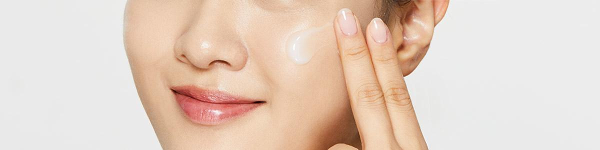 Koreanische-Gesichtscreme