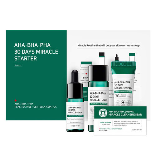 Some By Mi AHA BHA PHA 30 Days Miracle Starter Kit