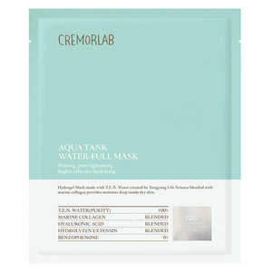 Cremorlab Aqua Tank Water-full Mask