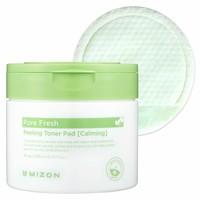 Pore Fresh Peeling Toner Pad (Calming)