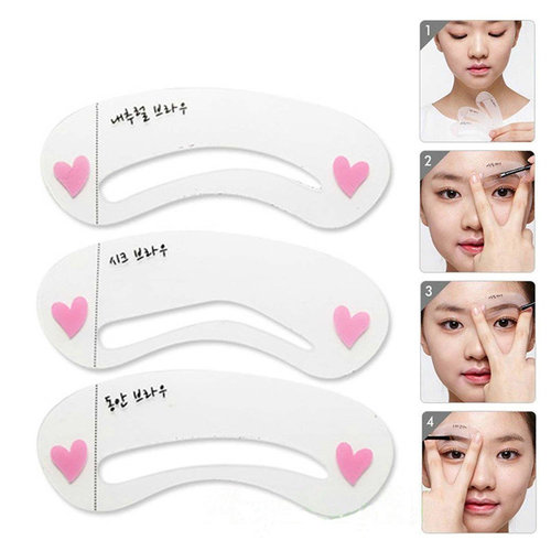 Etude House Mini Brow Class Drawing Guide