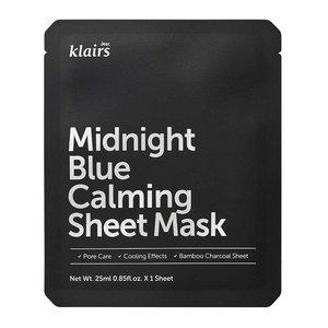 Klairs Midnight Blue Calming Sheet Mask