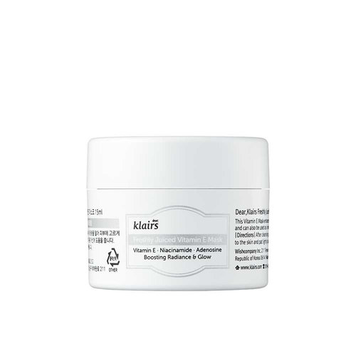 Klairs Freshly Juiced Vitamin E Mask 15 ml