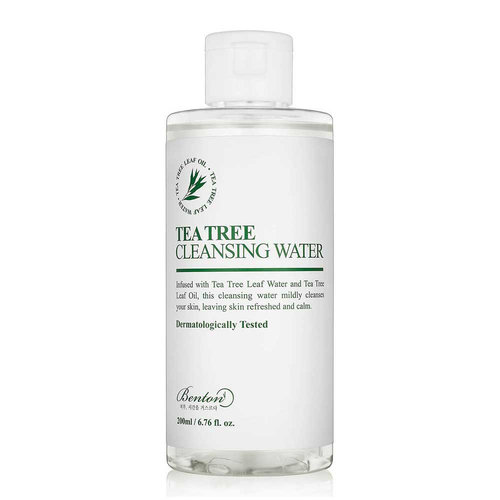 Benton Tea Tree Cleansing Water