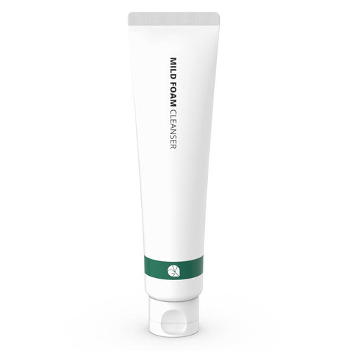 The Vegan Glow Mild Foam Cleanser