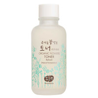 Organic Flowers Toner Refresh