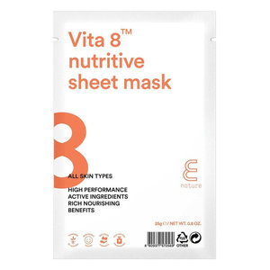 E Nature Vita 8 Nutritive Mask