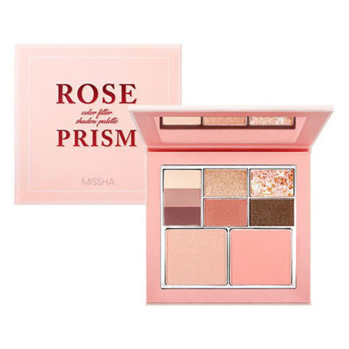 Missha Color Filter Shadow Palette Rose Prism