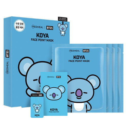 Mediheal BT21 Koya Face Point Mask