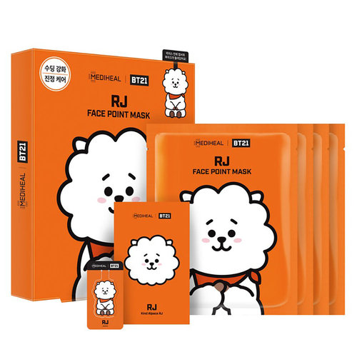 Mediheal BT21 RJ Face Point Mask