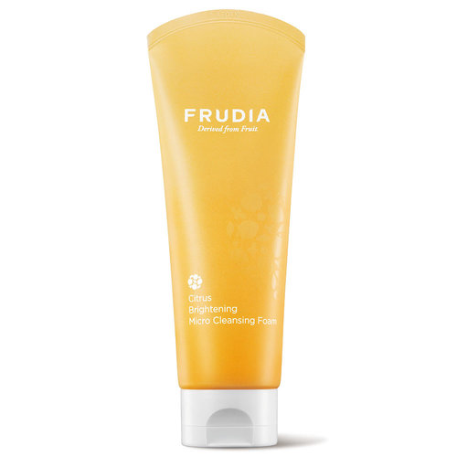 Frudia Citrus Brightening Micro Cleansing Foam