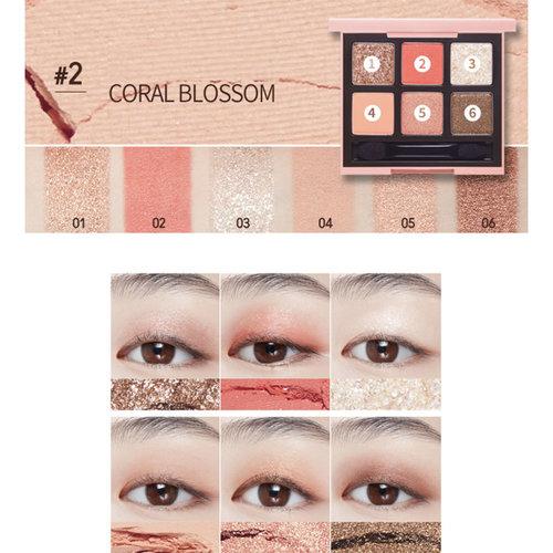 Etude House Play Color Eyes Heart Blossom