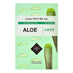 Etude House 0.2mm Therapy Air Mask Aloe