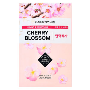 Etude House 0.2mm Therapy Air Mask Cherry Blossom