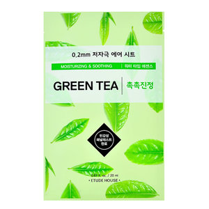 Etude House 0.2mm Therapy Air Mask Green Tea