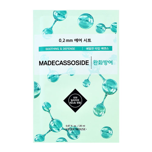 Etude House 0.2mm Therapy Air Mask Madecassoside