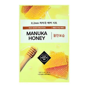 Etude House 0.2mm Therapy Air Mask Manuka Honey