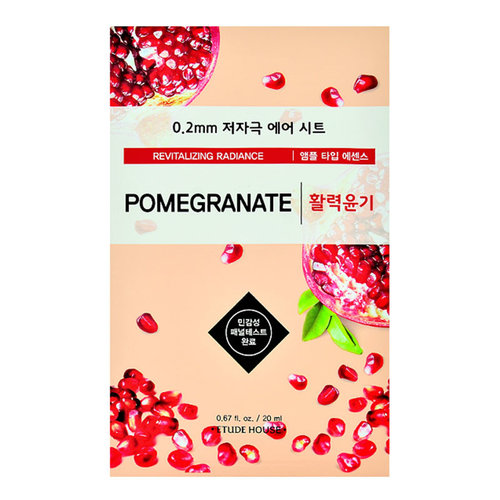 Etude House 0.2mm Therapy Air Mask Pomegranate