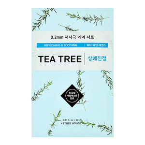 Etude House 0.2mm Therapy Air Mask Tea Tree