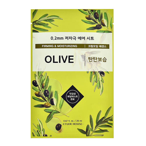Etude House 0.2mm Therapy Air Mask Olive