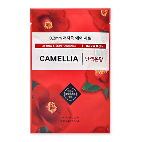 Etude House 0.2mm Therapy Air Mask Camellia