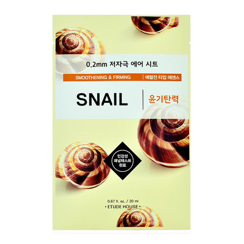 Etude House 0.2mm Therapy Air Mask Snail