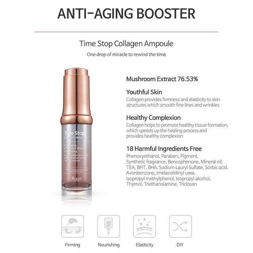 The Plant Base Time Stop Collagen Ampoule