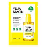 Yuja Niacin Brightening 30 Days Blemish Care Serum Mask