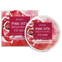 Pink Vita Brightening Eye Mask