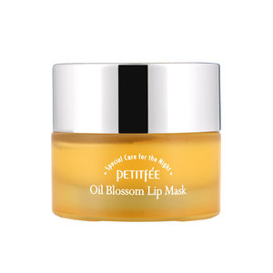 Petitfée Oil Blossom Lip Mask  Sea Buckthorn Oil