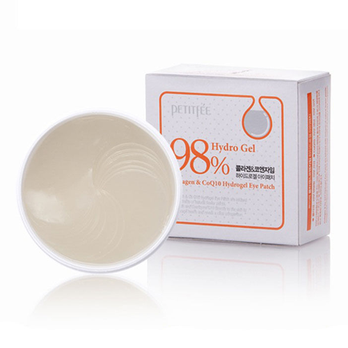 Petitfée Collagen & CO Q10 Hydrogel Eye Patch