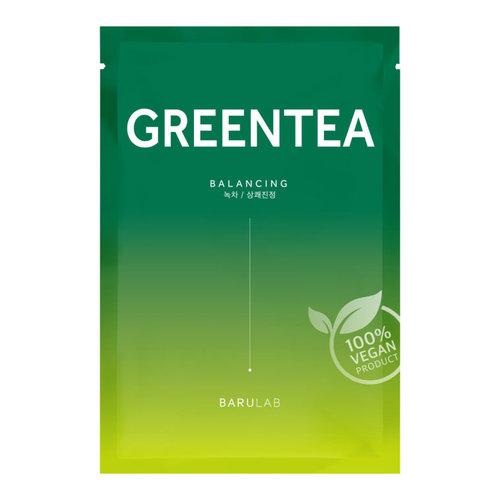 Barulab The Clean Vegan Green Tea Mask