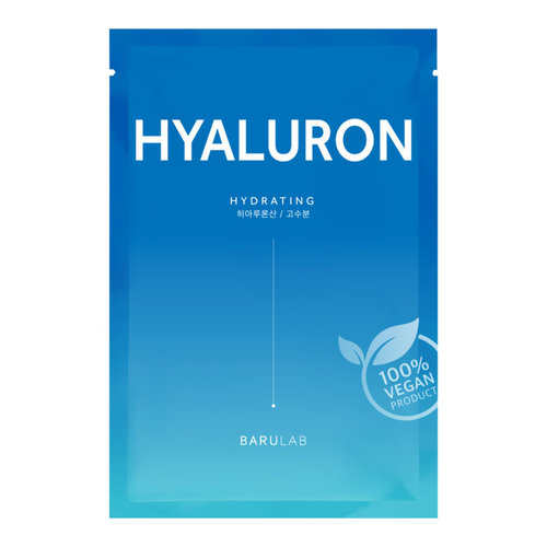Barulab The Clean Vegan Hyaluron Mask