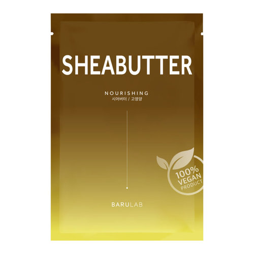 Barulab The Clean Vegan Shea Butter Mask