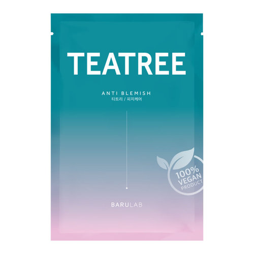 Barulab The Clean Vegan Tea Tree Mask