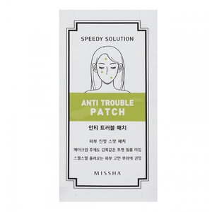 Missha Speedy Solution Anti Trouble Patch