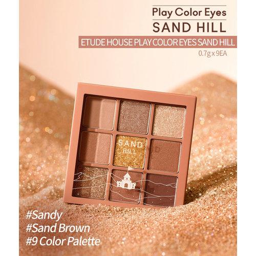 Etude House Play Color Eyes Sand Hill